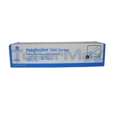 KONICA MINOLTA MAGICOLOR 7450 TONER BLACK 15K